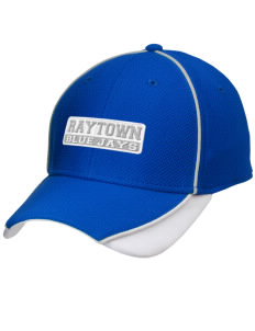 Raytown Middle School Blue Jays Embroidered New Era Contrast Piped Performance Cap
