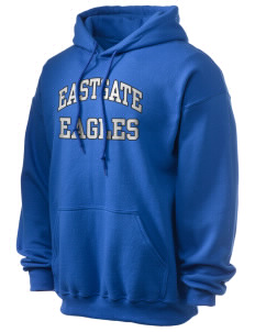 Eastgate Middle School Eagles Ultra Blend 50/50 Hooded Sweatshirt