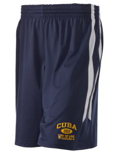 "Cuba Middle School Wildcats Holloway Women's Pinelands Short, 8"" Inseam"