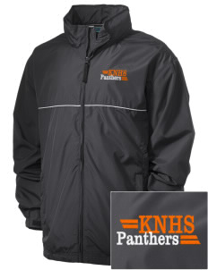 Knob Noster High School Panthers Embroidered Men's Element Jacket