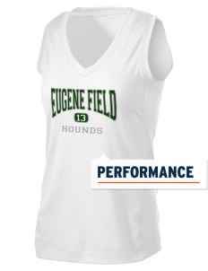 Eugene Field Elementary School Hounds Women's Performance Fitness Tank