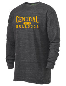 Central Elementary School Bulldogs Alternative Men's 4.4 oz. Long-Sleeve T-Shirt