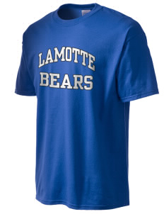 Lamotte Elementary School Bears Tall Men's Essential T-Shirt