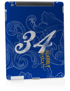 Kearney High School Bearcats Apple iPad 2 Skin