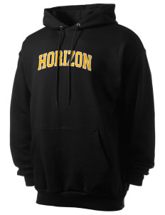 Horizon Middle School Jaguars Men's 7.8 oz Lightweight Hooded Sweatshirt