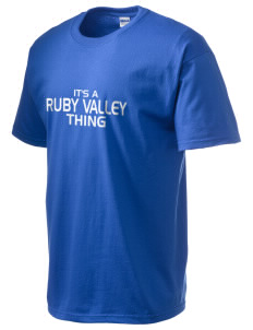 Ruby Valley Elementary School Mustangs Ultra Cotton T-Shirt