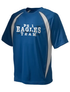 PS 1 Tottenville Eagles Champion Men's Double Dry Elevation T-Shirt
