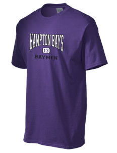 Hampton Bays Secondary School Baymen Men's Essential T-Shirt