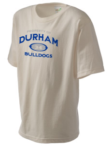 Durham School Bulldogs Kid's Organic T-Shirt