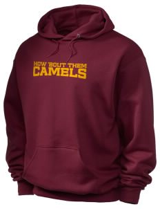 Atkins Middle School Camels Holloway Men's 50/50 Hooded Sweatshirt
