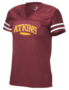 Atkins Middle School Camels Holloway Women's Fame Replica Jersey