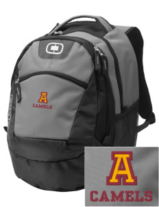 Atkins Middle School Camels Embroidered OGIO Rogue Backpack
