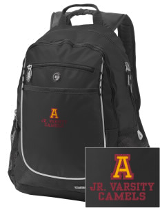 Atkins Middle School Camels Embroidered OGIO Carbon Backpack