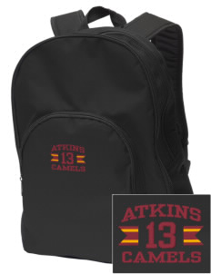 Atkins Middle School Camels Embroidered Value Backpack