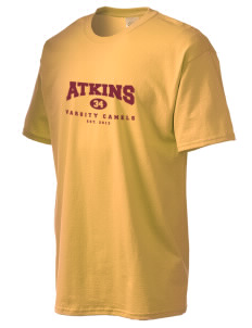 Atkins Middle School Camels Tall Men's Essential T-Shirt