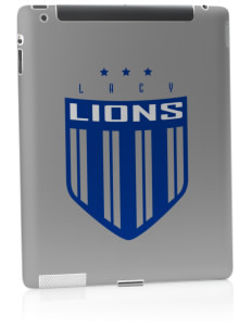 Lacy Elementary School Lions Apple iPad 2 Skin