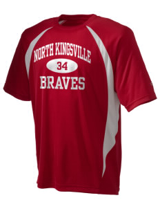 North Kingsville Elementary School Braves Champion Men's Double Dry Elevation T-Shirt