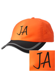 Jefferson Avenue Elementary School Tigers  Embroidered Safety Cap