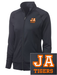 Jefferson Avenue Elementary School Tigers Women's NRG Fitness Jacket