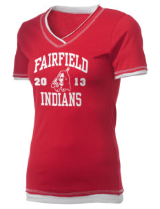 Fairfield High School Indians Holloway Women's Dream T-Shirt
