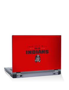 "Fairfield West Elementary School Indians 14"" Laptop Skin"