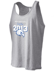 Grayhill Elementary School Eagles Men's Jersey Tank