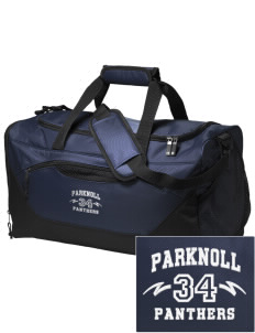Parknoll Elementary School Panthers Embroidered Holloway Chill Medium Duffel Bag