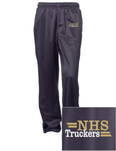 Norwalk High School Truckers Embroidered Women's Tricot Track Pants