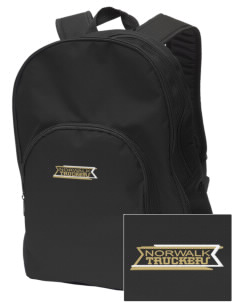 Norwalk High School Truckers Embroidered Value Backpack