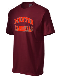 Mentor High School Cardinals Men's Essential T-Shirt