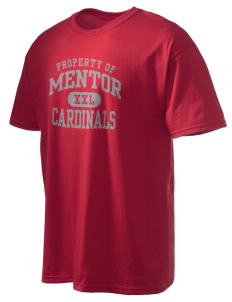 Mentor High School Cardinals Ultra Cotton T-Shirt