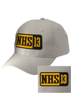 Northview High School Wildcats Embroidered Low-Profile Cap
