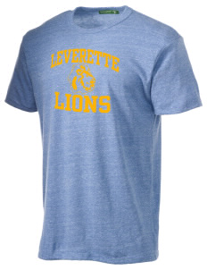 Leverette Junior High School Lions Alternative Men's Eco Heather T-shirt