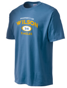 Wilson Elementary School Eagles Men's Essential T-Shirt
