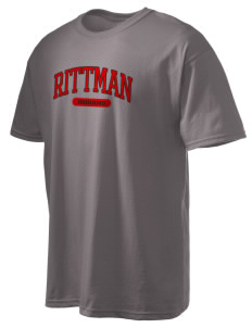 Rittman High School Indians Ultra Cotton T-Shirt