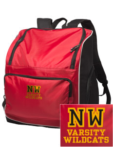 Northwest 6th Grade Center Wildcats Embroidered Holloway Backpack