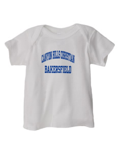 Canyon Hills Christian School Bakersfield  Baby Lap Shoulder T-Shirt