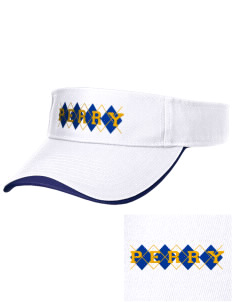 Taylor Technical Institute Perry Embroidered Binding Visor