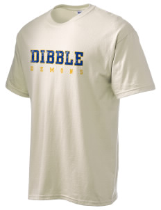 Dibble Senior High School Demons Ultra Cotton T-Shirt