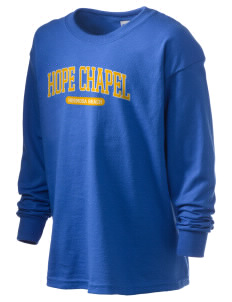 Hope Chapel Academy Hermosa Beach Kid's 6.1 oz Long Sleeve Ultra Cotton T-Shirt