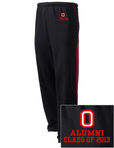 Oxford Academy Patriots Embroidered Holloway Men's Pivot Warm Up Pants