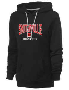 Smithville Elementary School Braves Women's Core Fleece Hooded Sweatshirt