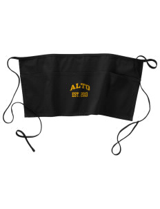 Alto Middle School Alto Waist Apron with Pockets