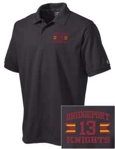 Bridgeport Elementary School Knights Embroidered OGIO Men's Caliber Polo