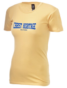 Christ Heritage Academy Bellflower Alternative Women's Basic Crew T-Shirt