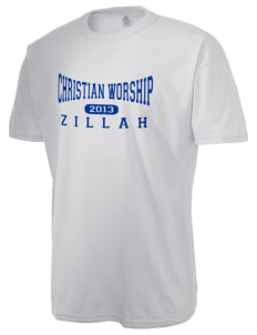 Christian Worship Center Zillah  Russell Men's NuBlend T-Shirt