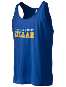 Christian Worship Center Zillah Men's Jersey Tank