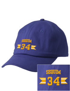 Five Acre School Sequim Embroidered Champion 6-Panel Cap