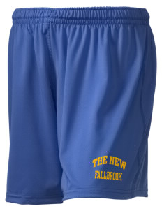"The New School Fallbrook Holloway Women's Performance Shorts, 5"" Inseam"