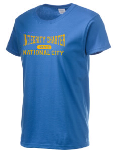 Integrity Charter School National City Women's 6.1 oz Ultra Cotton T-Shirt